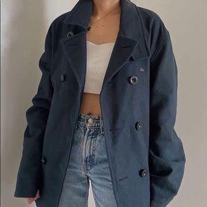 Lacoste vintage raincoat ☔️